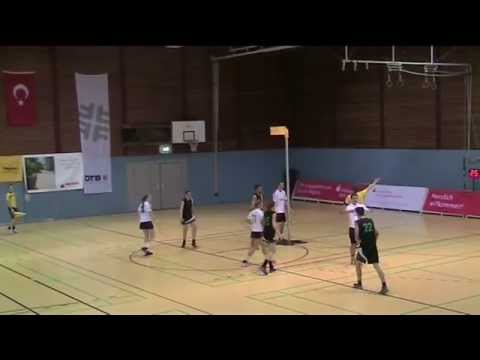 KC Barcelona vs. TuS Schildgen - Europa Shield 31.01.2015