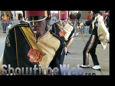 Bethune Cookman Marching In 2018 vs FAMU