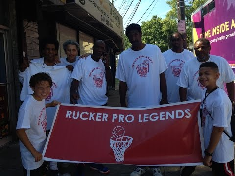 NBABrothers Christian Vargas at Staten Island Black Heritage Day Parade Float