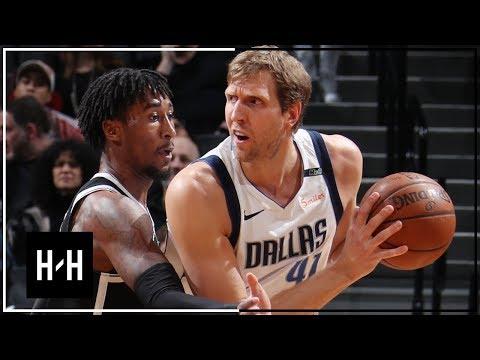 Dallas Mavericks vs Brooklyn Nets - Highlights | March 17, 2018 | 2017-18 NBA Season