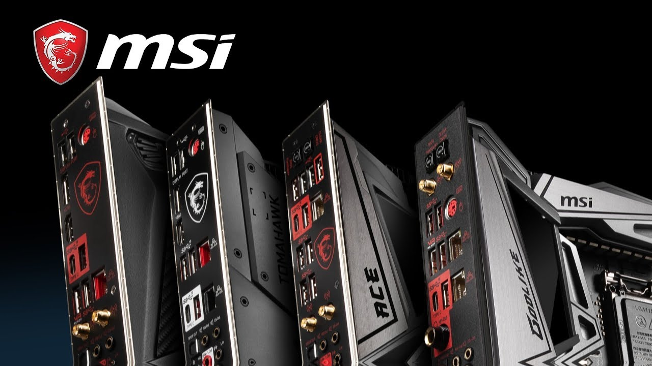BREAK INTO NEW DIMENSIONS WITH MSI Z390 MOTHERBOARDS | MSI