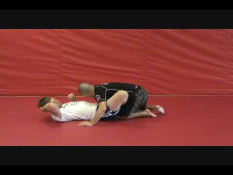 Reach Under Pass - Butterfly Guard