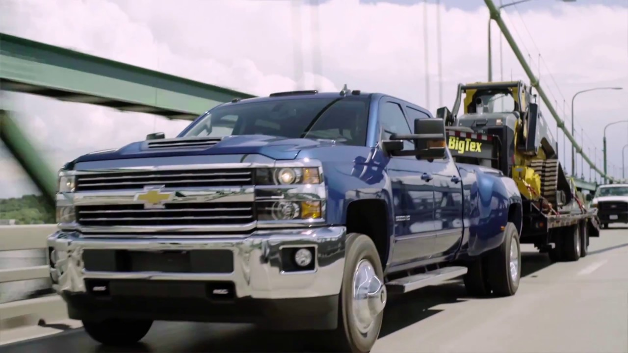 Introducing the 2019 Chevrolet Silverado 4500HD, 5500HD ...