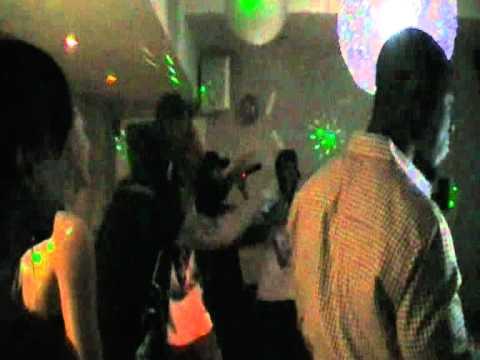 Rihanna's Karaoke Party at Nove, Mayfair