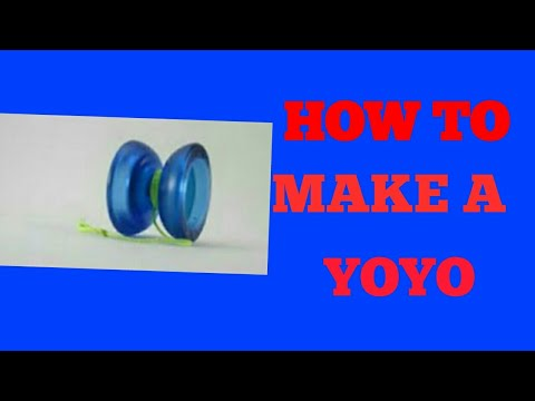 HOW TO MAKE YO YO FOR KIDS/Q4 TECH