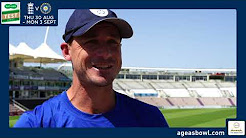Dale Steyn - What It's Like To Play At The Ageas Bowl