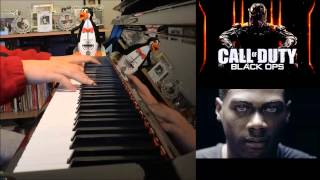 "Call Of Duty: Black Ops III ""Ember"" – Piano Song in Teaser (Advanced Piano Cover)"