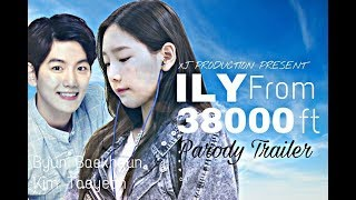 I Love You From 38000 Ft Trailer 2016 Parody Ver