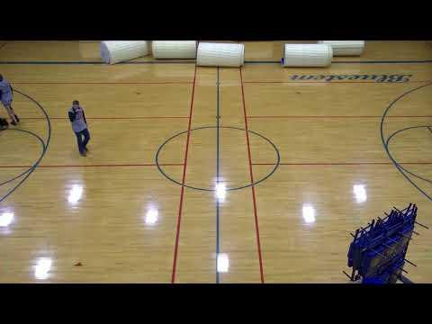 Bluestem High School vs. Flinthills High School Varsity Mens' Wrestling