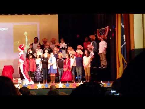 Noah Irmo Elementary School Program 4.17