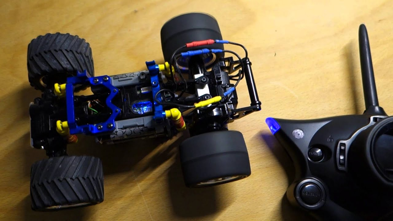 rc mini truck with Watch on Basic Motor Control Wiring Diagram also The Eagle Has Landed Unboxing The Traxxas Trx 4 likewise 1999 Toyota Ta a Xtra Cab besides Rc4z P0065 further 1970 Chevelle Ss Top Gear.