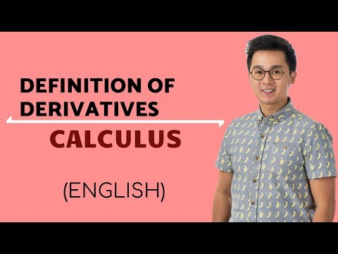 AP CALCULUS AB: Definition of Derivatives
