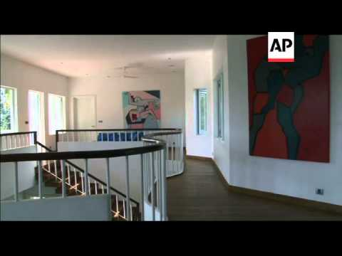 Restoration Of French Colonial Villas Encourages Tourism