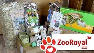 ZooRoyal Haul Unboxing: Überraschungs-Paket!