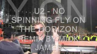 U2 No Line On The Horizon - Mick James Remix
