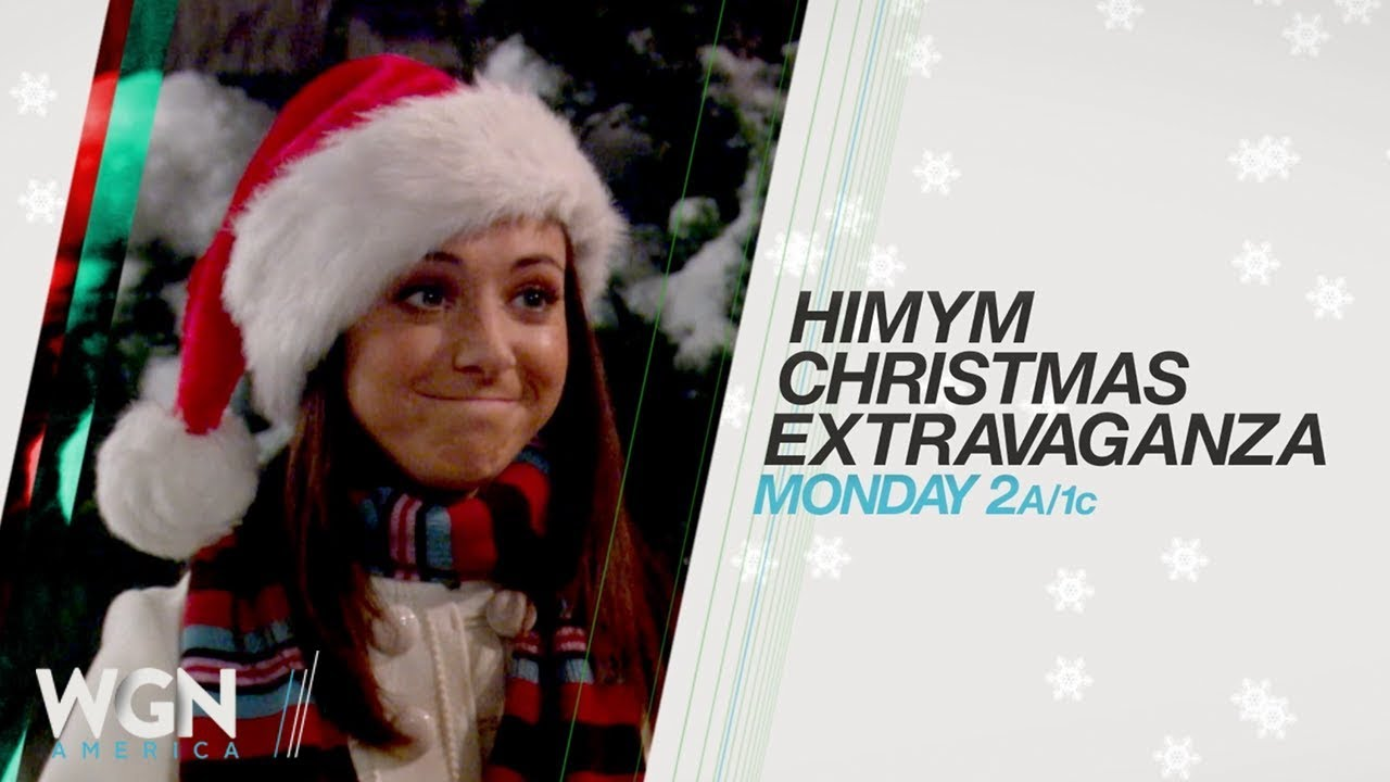 How I Met Your Mother Christmas.How I Met Your Mother Christmas Extravaganza Marathon