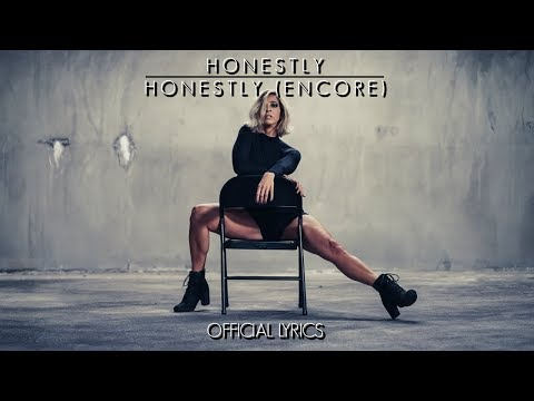 Honestly / Honestly (Encore) - Official Lyrics - Gabbie Hanna