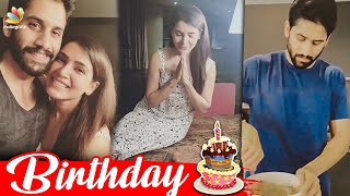 Samantha's Romantic Birthday at Home | Naga chaitanya, Oh Baby, Jaanu, Super Deluxe