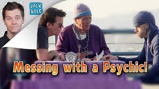 Repeat youtube video Messing With A Psychic!