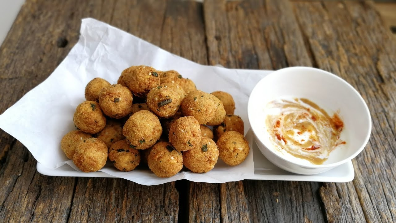 How to make FALAFEL from SCRATCH - easy and fast recipe ...