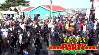 Jouvert Morning - Carriacou & Petite Martinique Carnival 2014