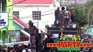 Jouvert Morning - Carriacou & Petite Martinique Carnival 2014