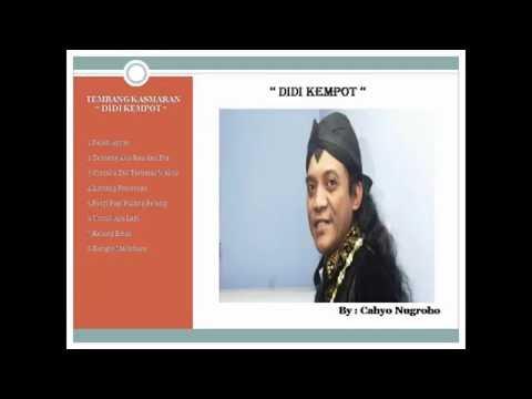 LAGU LAGU KASMARAN DIDI KEMPOT 2016