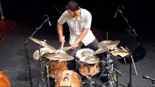 RED Trio w/John Butcher - live @ Saalfelden Jazzfestival 2012
