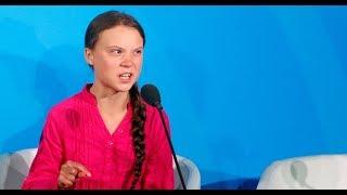 FRIDAYS FOR FUTURE Gretas emotionales quot;How dare youquot; geht viral (UT)