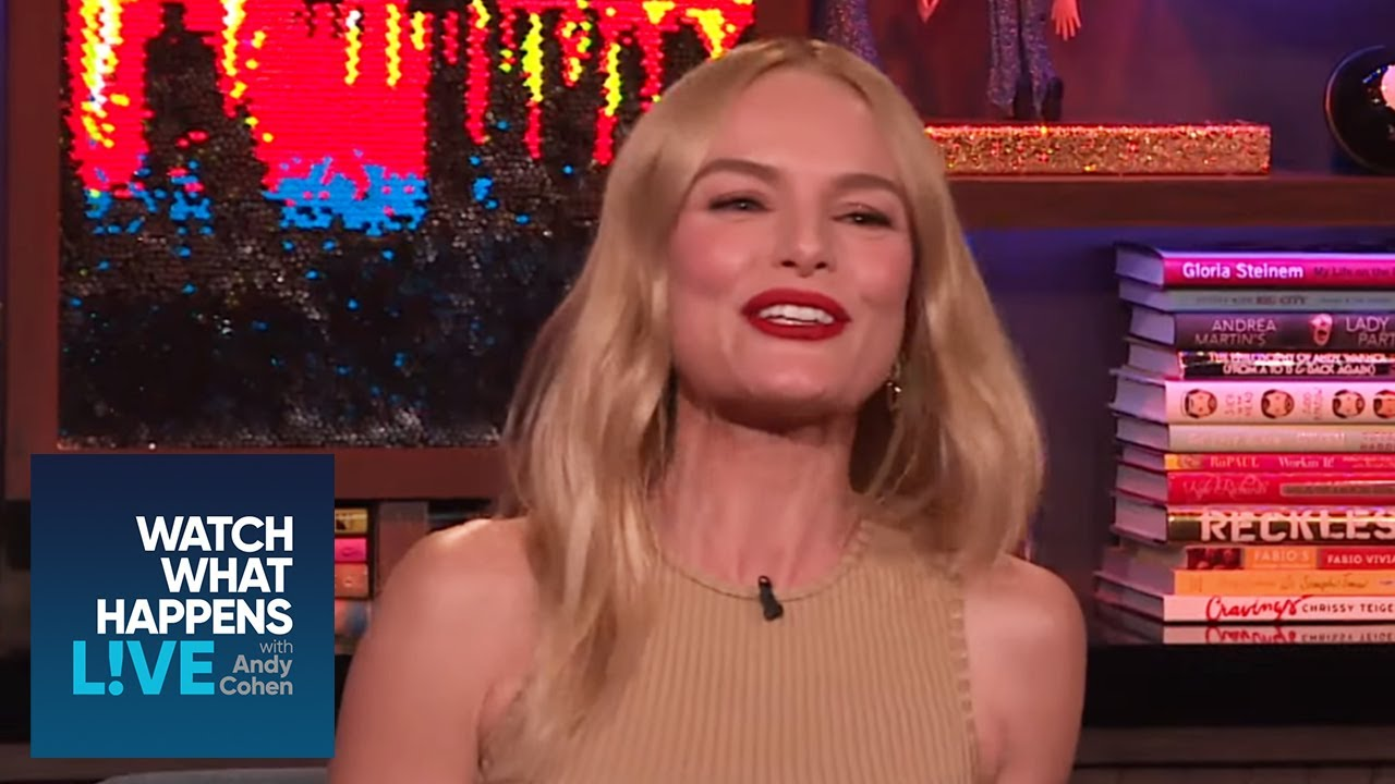 Kate Bosworth Bombed Her ' Spider-Man' Audition | WWHL