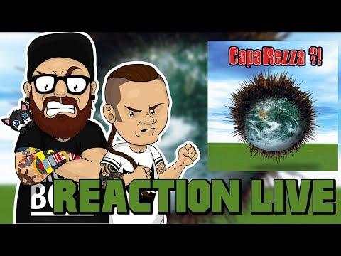CAPAREZZA - ?! | RAP REACTION LIVE | ARCADE BOYZ