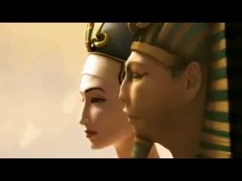 Akhenaten's statues depict him as rather grotesque with an elongated head, thick lips this bust of nefertiti was smuggled out of egypt by german archaeologists who were. Akhenaten Nefertiti Youtube