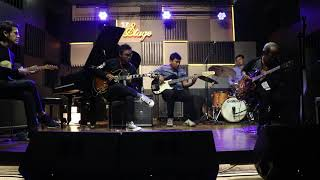 3 Generation of Jazz Guitars The Papandayan Jazz Fest 2018