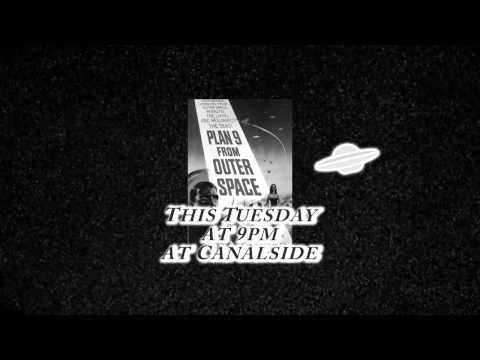 Off Beat Cinema - Canalside - Plan 9 from Outer Space