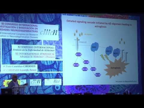 Carlos Matute: Contribution of glial cells to neurodegenerative diseases CIBERNED, University