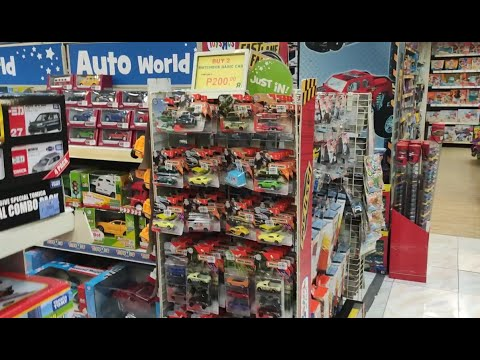 Field Report On Toys R US Pre Christmas Sale | Hot Wheels, Tomica, RC Cars, Action Figures And More