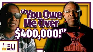 Master P Owing $400K & NL Chronicles | No Limit Records VP, Tobin Costen