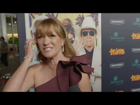 Just Getting Started Clips Los Angeles Premiere Soundbites || SocialNews.XYZ