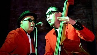 The Boogie Playboys - 臭格 (Stinky Jail Rock) @ Tin Pan Alley (Dec 19, 2014)
