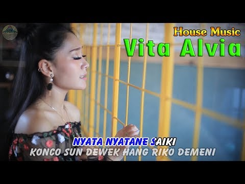 Download Vita Alvia – Cukup Rogo Isun (House Music) Mp3 (5.5 MB)