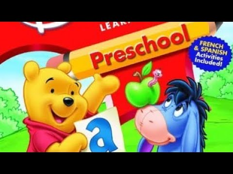 Disney's Winnie the Pooh Preschool: Full Gameplay/Walkthrough (Longplay)