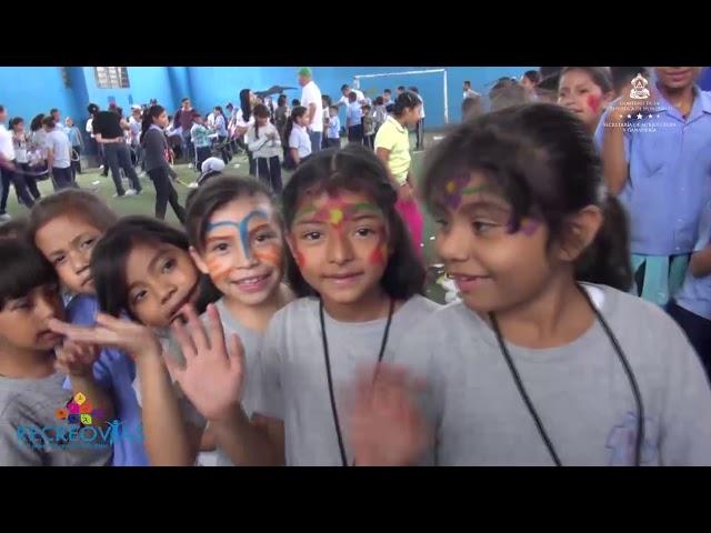 SAG Celebra Segunda Recreovía en CEB Herman Herrera Molina