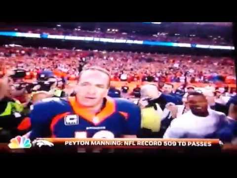 Peyton Manning Makes History - #509 - 10/19/2014