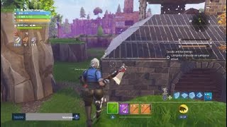 "HOW TO BUILD A MEGA STRONG IN THE AMPLIFIER ""A""/ FORTNITE SAVE THE WORLD"