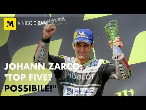 MotoGP. Nico e Zam intervistano Johann Zarco
