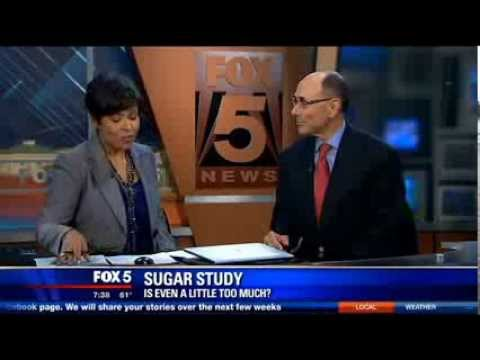 Sugar Study - Dr. Friedlis Discusses Sugar Intake and Health / Joint Implications on MYFOX5DC