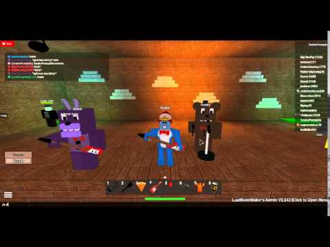 Roblox Fnaf Bonnie 20 Song Youtube - roblox music id for the bonnie song