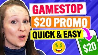 GameStop Promo Code & Coupon 2021: Get MAX Discounts Quickly! (100% Works)