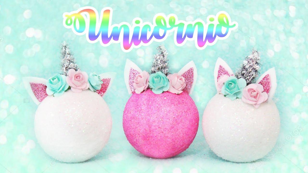 Esferas De Unicornio Fácil Aliencornio