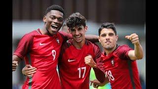 SN Sub-20: os melhores momentos do Portugal-Arábia Saudita (3-1)